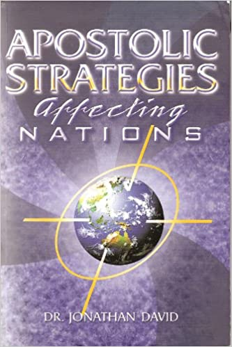 Book APOSTOLIC STRATEGIES AFFECTING NATIONS