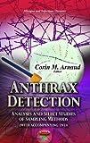 Anthrax Detection, Corin M. Arnaud, 1624171818