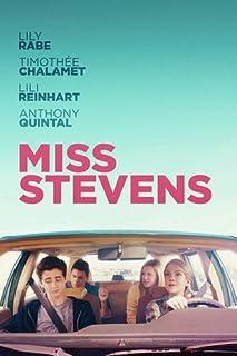 Book Cover: Miss Stevens