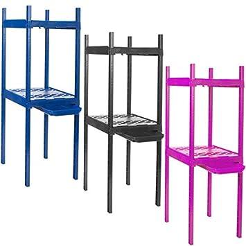 Nice Itu0027s Academic Adjustable Double Locker Shelf, Colors May Vary (5001)