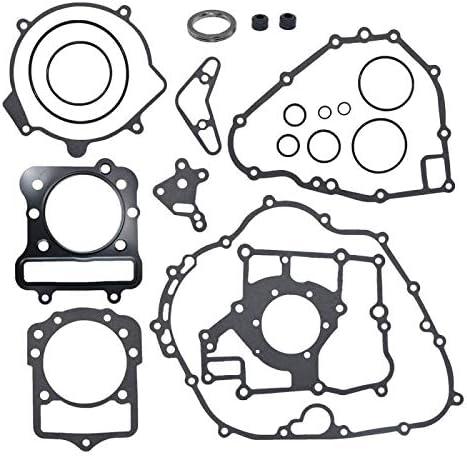 Fits Lakota 300 Autu Parts OR3589 Complete Full Engine Gasket Set for Kawasaki KLF300 Bayou 2x4 1988-2004 KEF300 LAKOTA 1995-2003 kit