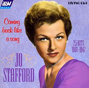 Coming Back Like a Song: 25 Hits 1941-1947