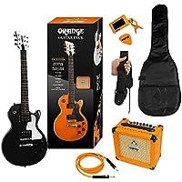 Orange Guitar Pack