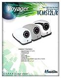 Voyager VCMS12LGPR Model VCMS12L Super CMOS Color