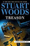 Book cover from Treason (A Stone Barrington Novel) by Stuart Woods