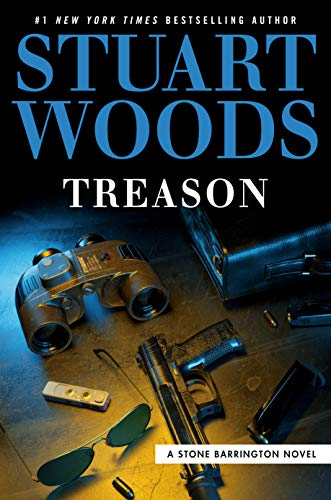 Treason (A Stone Barrington Novel Book 52)