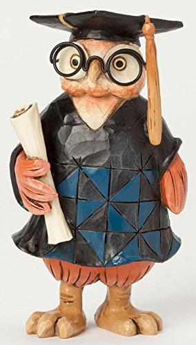 Jim Shore Special Occasions Miniature Graduation Owl Figurine 4039477 New Mini
