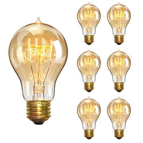 Vintage Dimmable Filament Incandescent Antique