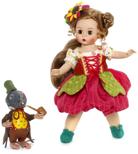 8 Collection Storyland Doll - Madame Alexander Little Thumbkins 61755 8 inches Wendy Doll