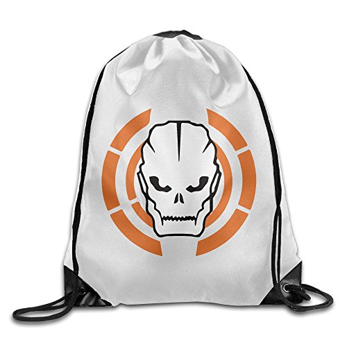 Price comparison product image Black Ops 3 Video Game Sport Backpack Drawstring Print Bag