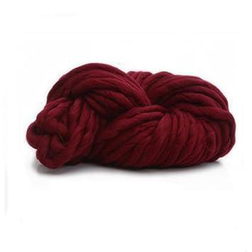 Chunky Knit Wolle Garn Soft Extreme Arm Stricken Häkeln GIANT Garn ...