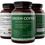 Green Coffee Bean Extract For Weight Loss - Natural And Potent Weight Loss Pills For Men And Women - Contains Chlorogenic Acid And Adiponectin - Boost Metabolism - Antioxidant By Natural Vore