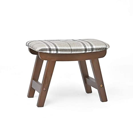 Tremendous Amazon Com Stool Solid Wood Coffee Table Bench Shoes Bench Andrewgaddart Wooden Chair Designs For Living Room Andrewgaddartcom