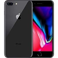 Apple- iPhone 8plus - Capacidad 64 GB - Color Grey(Renewed/Renewed)