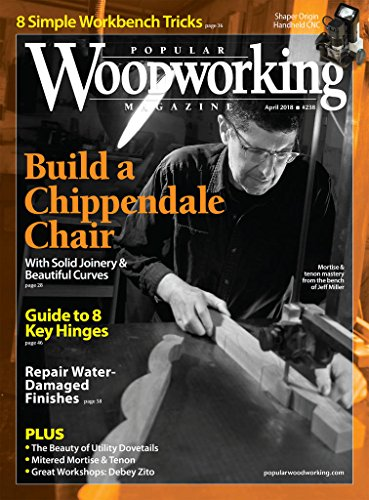 Magazines : Popular Woodworking [Print + Kindle]