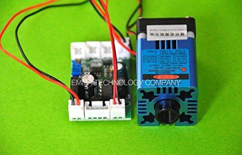 445 447 450 1.3-1.5 Blue Laser Dot Module 12v+ Ttl+ Fan Cooling by Laser ModuleJINGLUYAO