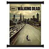 "The Walking Dead AMC TV Show Fabric Wall Scroll Poster (16""x22"") Inches"