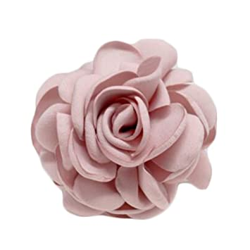 Amazon ladies elegant flowers brooch sweater cardigan chest ladies elegant flowers brooch sweater cardigan chest flower pin pink mightylinksfo