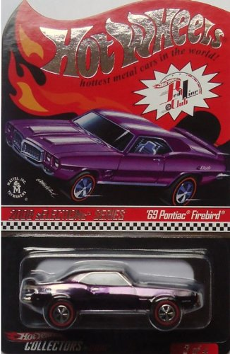 hot wheels 69 pontiac firebird - 8