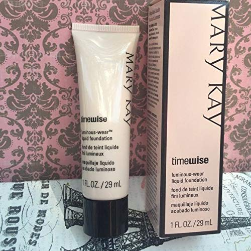 Mary Kay TimeWise Luminous-Wear Liquid Foundation for Normal/Dry Skin (Beige 4) by Mary Kay