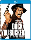 Duck, You Sucker (aka A Fistful of Dynamite) [Blu-ray]