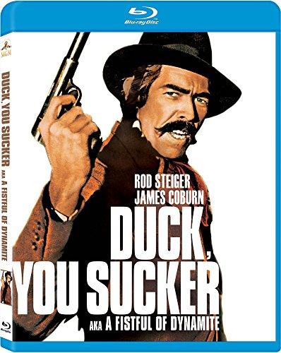 Duck, You Sucker (aka A Fistful of Dynamite) [Blu-ray]