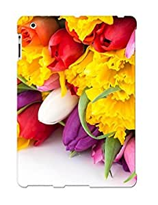 New Arrival Case Cover OdNRzfp730NfXiL With Design For Ipad 2/3/4- Bouquet Best Gift Choice For Lovers