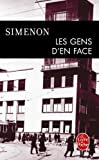 img - for Les Gens d'En Face (Ldp Simenon) (French Edition) book / textbook / text book
