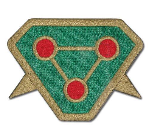 Patch – Valvrave das Liberator – New School Logo Anime Lizenzprodukt ge44654