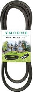 "YMCONE Lawn Mower Tractor Drive Belt 1/2"" X95 1/2"" for Craftsman 24102, AYP 130801 138255 160855 532138255, Husqvarna 532130801 532160855 577203116 583271401"