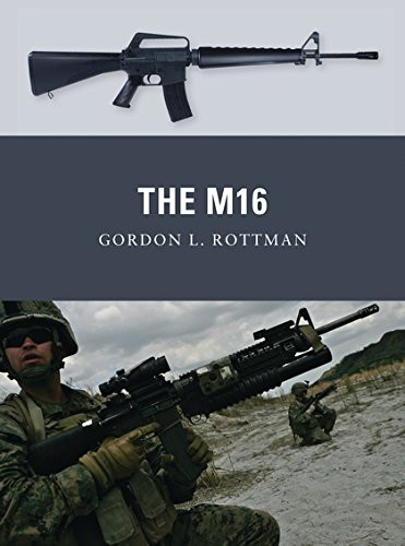 The M16 (Weapon) by Osprey Publishing