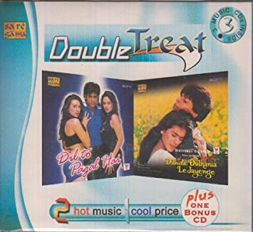 Jatil Lalit, Uttam Singh - Double Treat (DTPH / DDLJ