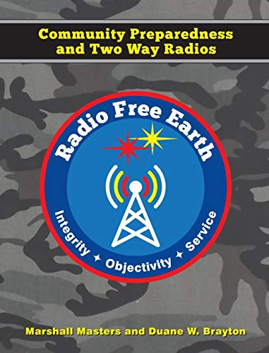 Radio Free Earth: Special Edition Hardcover (Color) by Your Own World Books