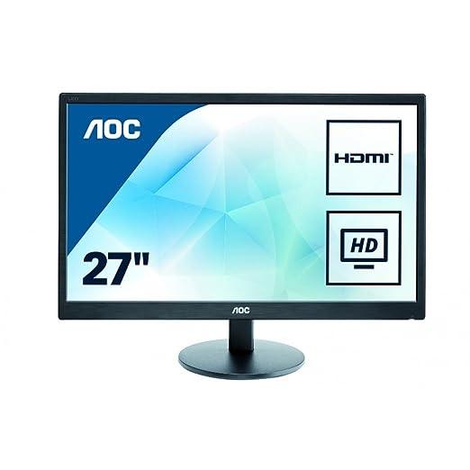 """4 opinioni per AOC E2775SJ LCD Monitor 27 """""""