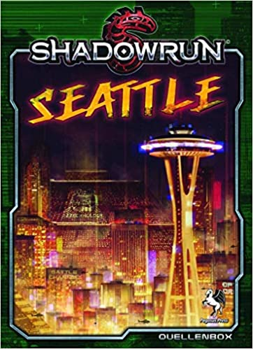 Shadowrun 5: Seattle - Stadt der Schatten (Box): Amazon.de: Pegasus ...