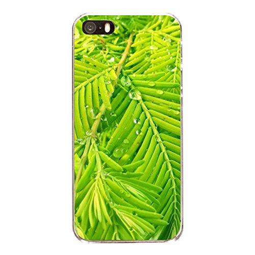 "Disagu Design Case Coque pour Apple iPhone SE Housse etui coque pochette ""Green Nature"""