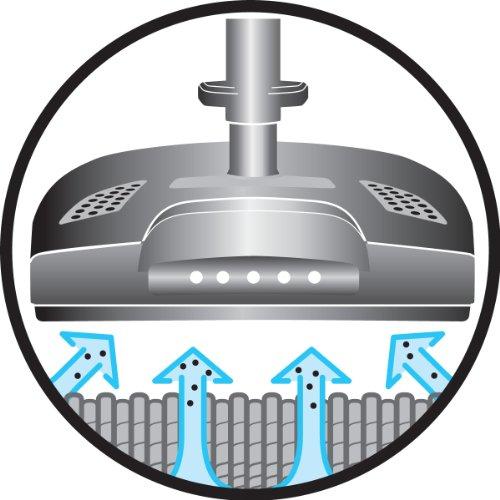 electrolux ultra silencer deep clean canister vacuum. Black Bedroom Furniture Sets. Home Design Ideas