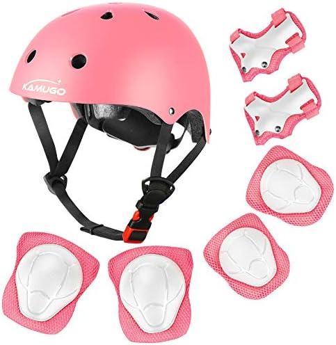 KAMUGO Adjustable Protective Skateboard Rollerblading product image