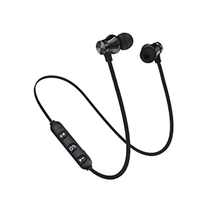 Liquidación de auriculares ¡Venta caliente! 4.1 Auriculares estéreo Auriculares intrauditivos magnéticos inalámbricos Long Standby