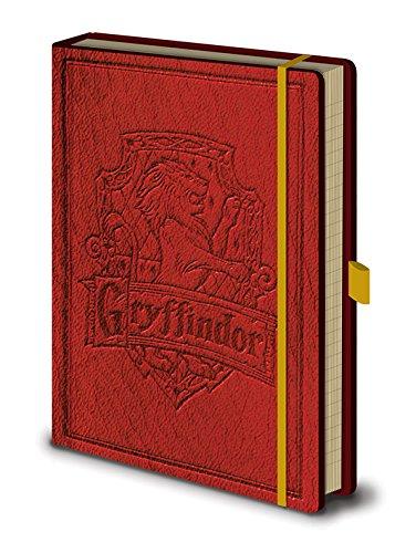 Libreta A5 con diseño de Harry Potter