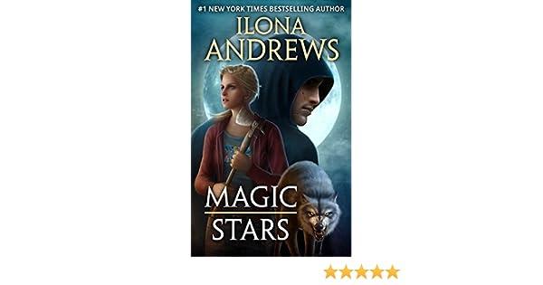 Magic Stars (Grey Wolf Book 1) (English Edition) eBook: Ilona Andrews: Amazon.es: Tienda Kindle