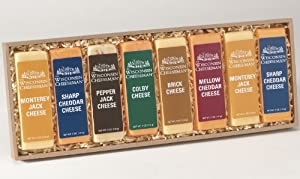 4-Pack Cheese Bars from Wisconsin Cheeseman