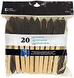 2 x Loew Cornell 841 20-Piece Foam Brush Set, 2-Inch