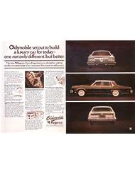 Different Better Luxury Oldsmobile 98 Regency ad 1977