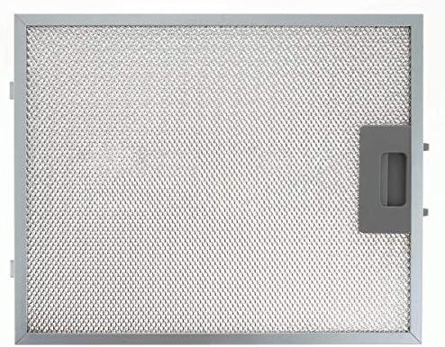 Recamania Filtro metálico Campana extractora 318x258 CATA 2800905: Amazon.es: Hogar