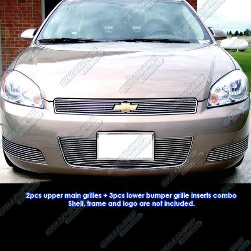 2007 chevrolet impala ls emblem - 6