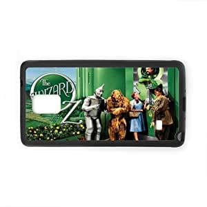 Onshop Custom The Wizard of Oz Green Background Phone Case Laser Technology for Samsung Galaxy Note 4