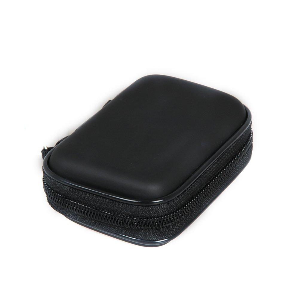 For Sony SRF59 SRF59SILVER AM/FM Walkman Stereo Radio Travel EVA Hard Protective Case Carrying Pouch Bag by Hermitshell