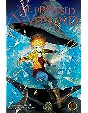 The Promised Neverland, Vol. 11 (Volume 11)