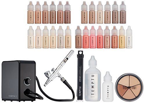 Temptu Airbrush Makeup System 2.0 Deluxe Kit